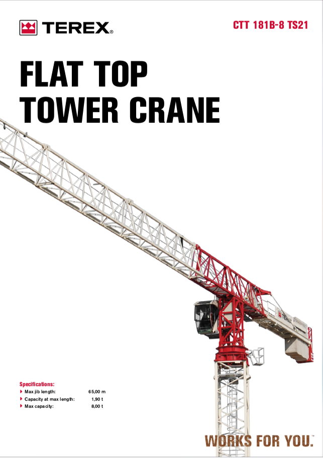 Tower Cranes Hire | Everwilling Group